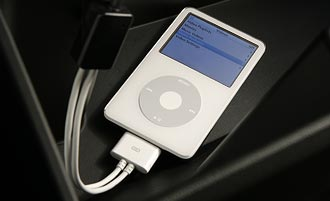 2008 Nissan Versa iPod Interface