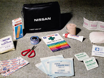 2015 Nissan Rogue Select First Aid Kit 999M1-ST000