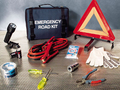 2011 Nissan Rogue Emergency Road Kit 999M1-AR100