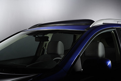 2012 Nissan Rogue Moonroof Wind Deflector 999D4-GU001