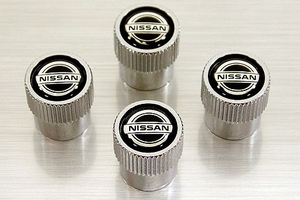 2014 Nissan Rogue Tire Valve Stem Caps 999MB-SX000