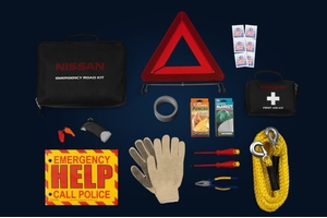 2014 Nissan Leaf Emergency Road Kit 999A3-8X001