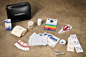 2017 Nissan NV Passenger First Aid Kit 999M1-ST000