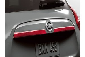 2015 Nissan Juke Hatch Handle Finishers - Colored