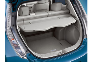 2015 Nissan Leaf Cargo Cover
