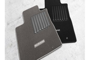 2017 Nissan Murano Carpeted Floor Mats