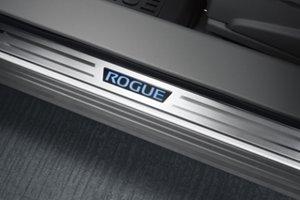Nissan rogue illuminated kick plates