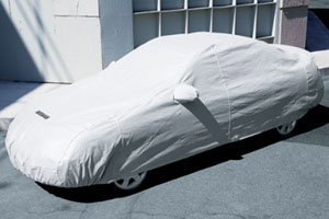 2015 Nissan Versa Vehicle Cover