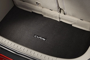 2014 Nissan Cube Carpeted Cargo Area Mat 999E3-7V000
