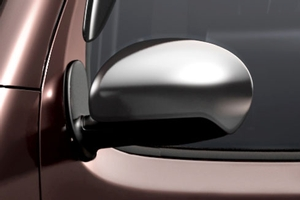 2012 Nissan Juke Chrome Side Mirror Covers 999L2-7V100