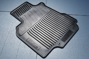 2012 Nissan Cube All Season Floor Mats 999E1-7W000