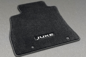 2011 Nissan Juke Carpeted Floor Mats 999E2-6X000