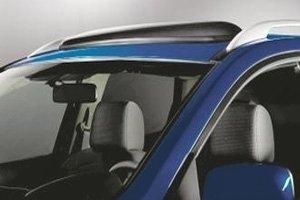 Nissan Rogue wind deflector