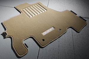 2012 Nissan Quest Carpeted Floor Mats