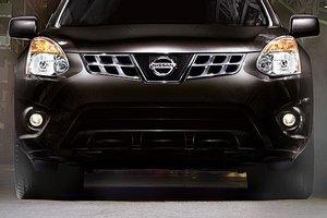 Nissan rogue fog lights