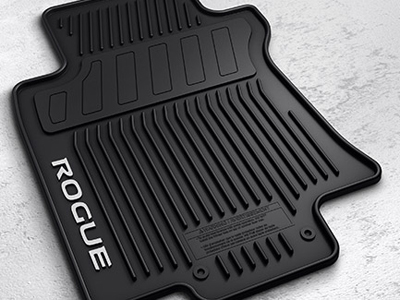 2014 nissan rogue all season floor mats 999e1 g2000. Black Bedroom Furniture Sets. Home Design Ideas