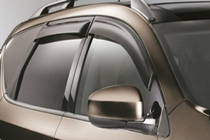 2013 Nissan Murano Side Window Deflectors H0800-1AA00