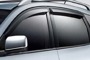 2012 Nissan Rogue Side Window Deflectors 999D3-GX000