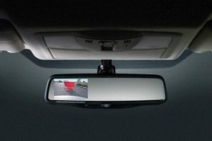 2015 Nissan NV Cargo In-mirror Rearview Monitor 999Q6-HX010