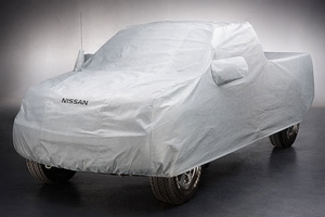 2015 Nissan Titan Vehicle Cover
