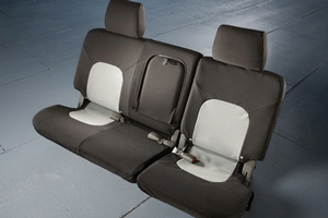2012 Nissan Titan Water-Resistant Seatcovers