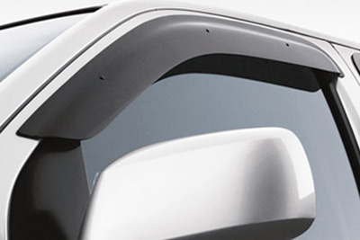 2009 Nissan Titan Side Window Deflectors