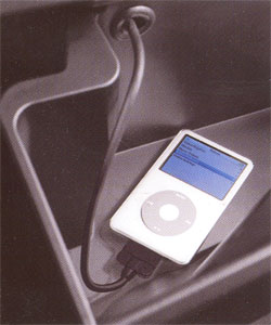 2010 Nissan Versa Interface System for iPod