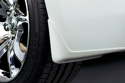 2015 Nissan 370Z Splash Guards