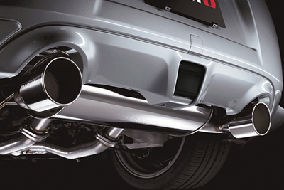 2015 Nissan 370Z Cat-Back Sport Exhaust System B0100-1EA25