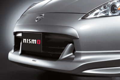 2013 Nissan 370Z NISMO Front Chin Spoiler