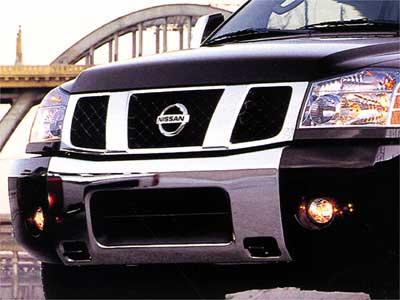 Nissan Fog Light Kit